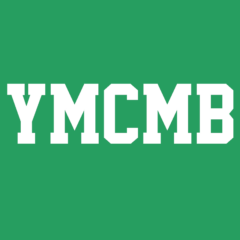 YMCMB Young Money Cash Money Billionaires Logo Graphic T Shirt ...