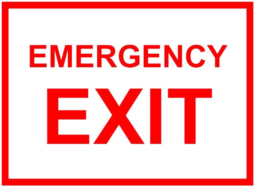 fire escape clipart - photo #40