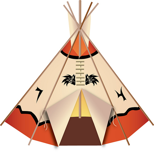 indian teepee clipart rh worldartsme com teepee tent clip art native american teepee clip art