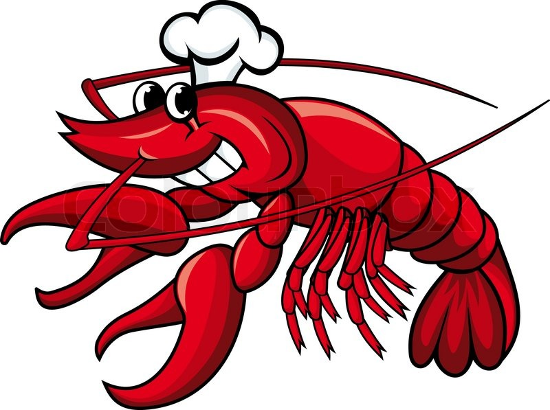 Cajun Crawfish Clipart | Food Boyage