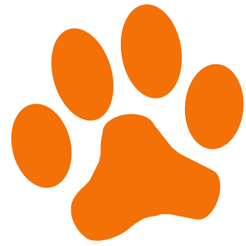 Dog Paw Print Clip Art Free Download | Clipart Panda - Free ...