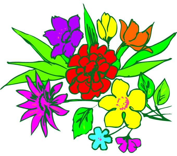 Flower Bouquet Clip Art Pictures 5 HD Wallpapers | lzamgs.