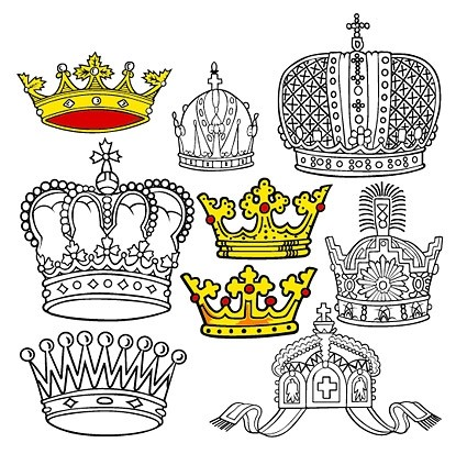 Crown Free vector for free download (about 596 files).