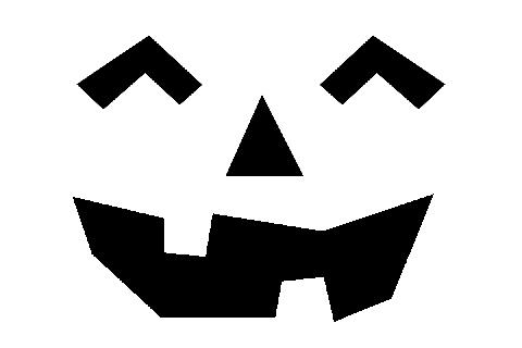 Peace Sign Pumpkin Stencil - ClipArt Best