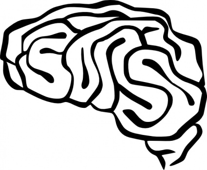 Human Brain Clipart | Clipart Panda - Free Clipart Images
