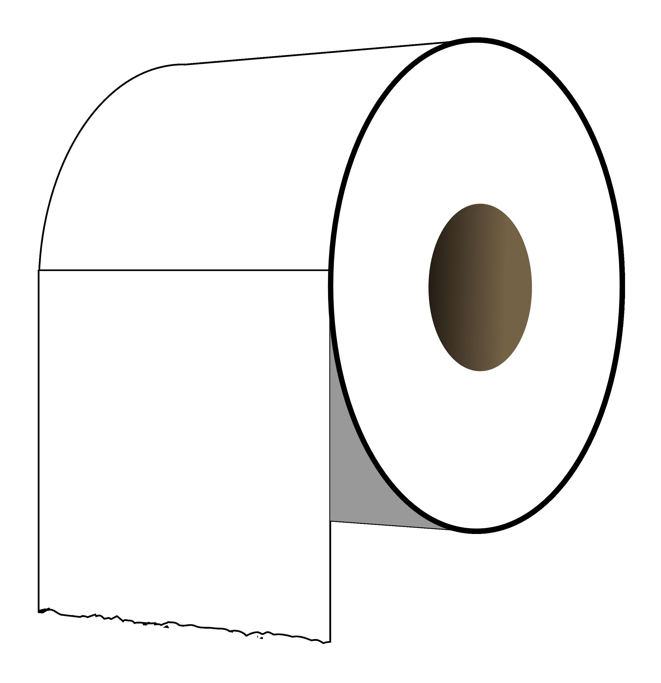 Toilet Paper Clip Art - Cliparts.co
