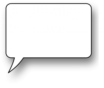 Speech bubble vector free download Free vector for free download ...