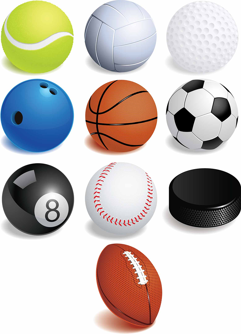 Sports Ball Pictures - Cliparts.co