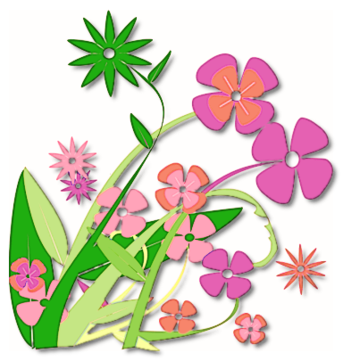 Spring Flowers Clipart | Clipart Panda - Free Clipart Images