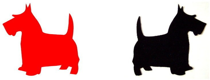 Scottie Dog Template Free