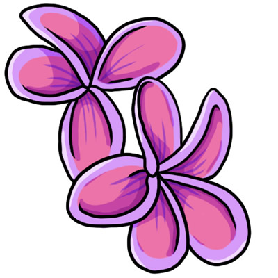 Pink Flower Border Clipart | Clipart Panda - Free Clipart Images