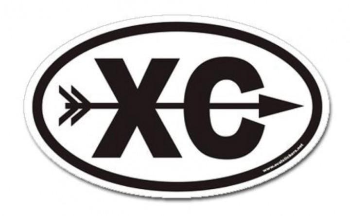 xc arrow symbol