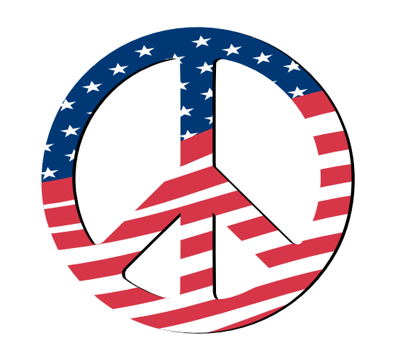 Scalable Vector Graphics SVG Peace Symbol July 4 scallywag ...