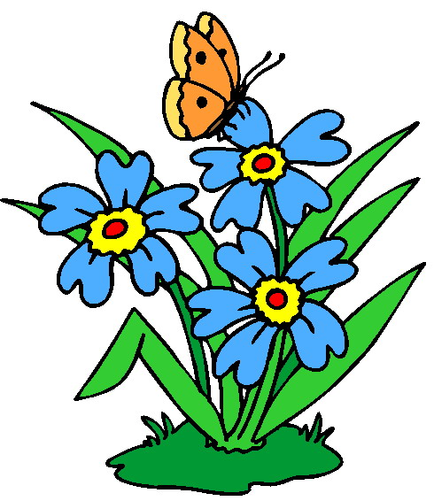 clipart garden flowers - photo #43