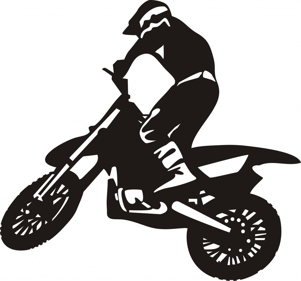 Design a bike sticker - Bike Stickers Design Clipart Free Clip Art Images