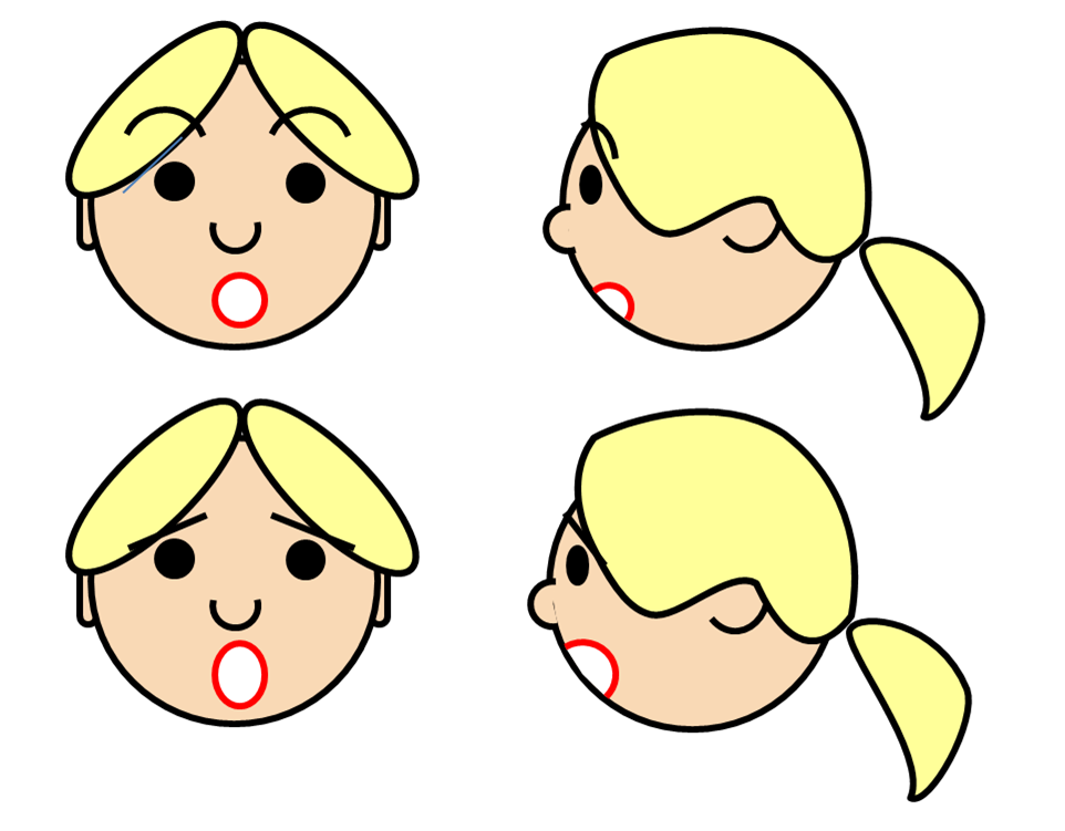 Surprised Look Clipart - Cliparts.co