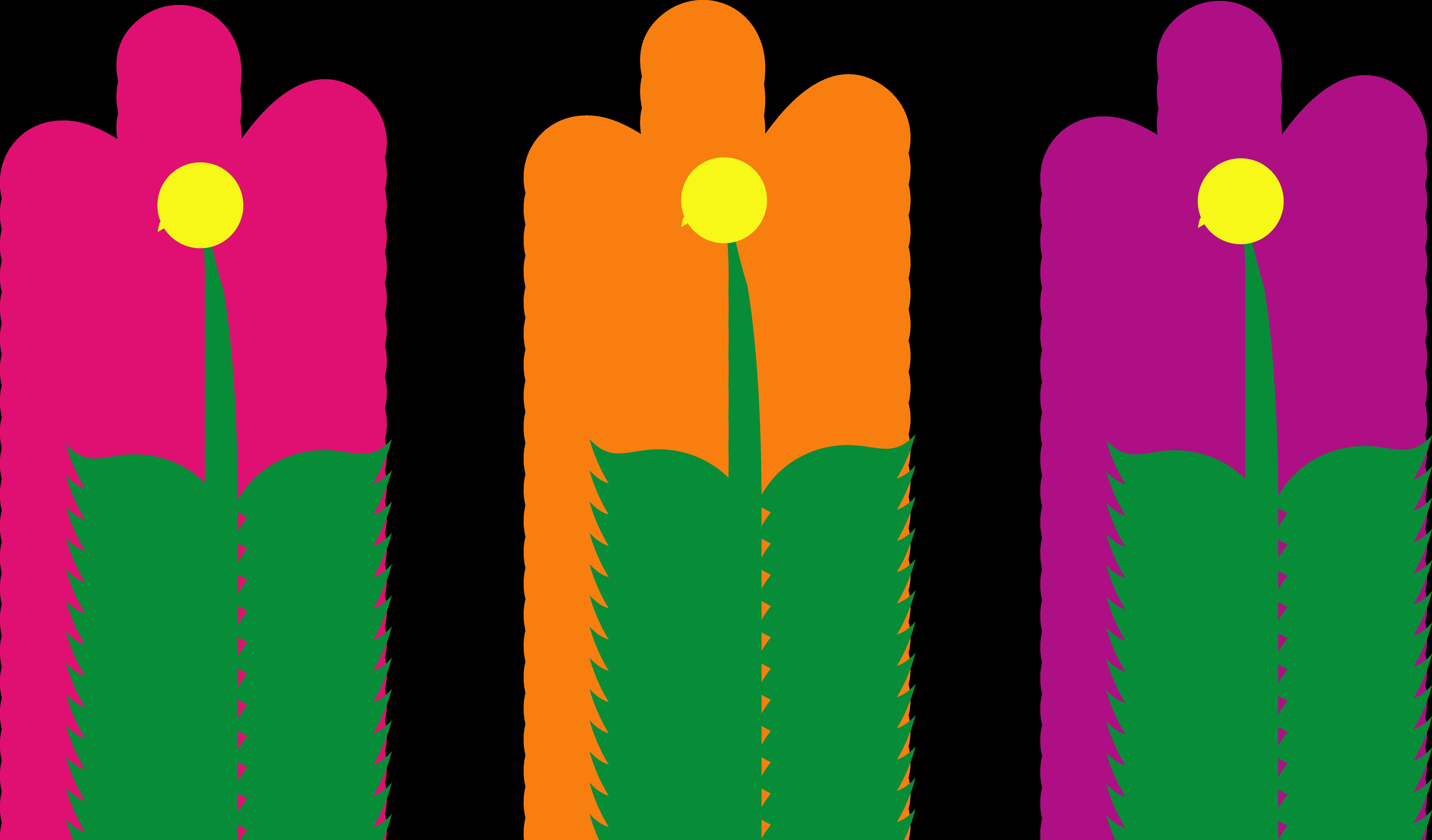 Flower Cartoon Clipart - Cliparts.co