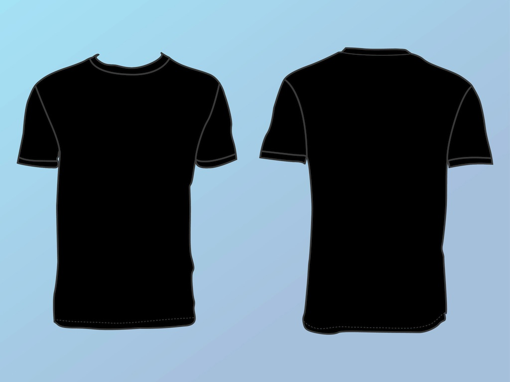 Blank Polo Shirt Template - Cliparts.co