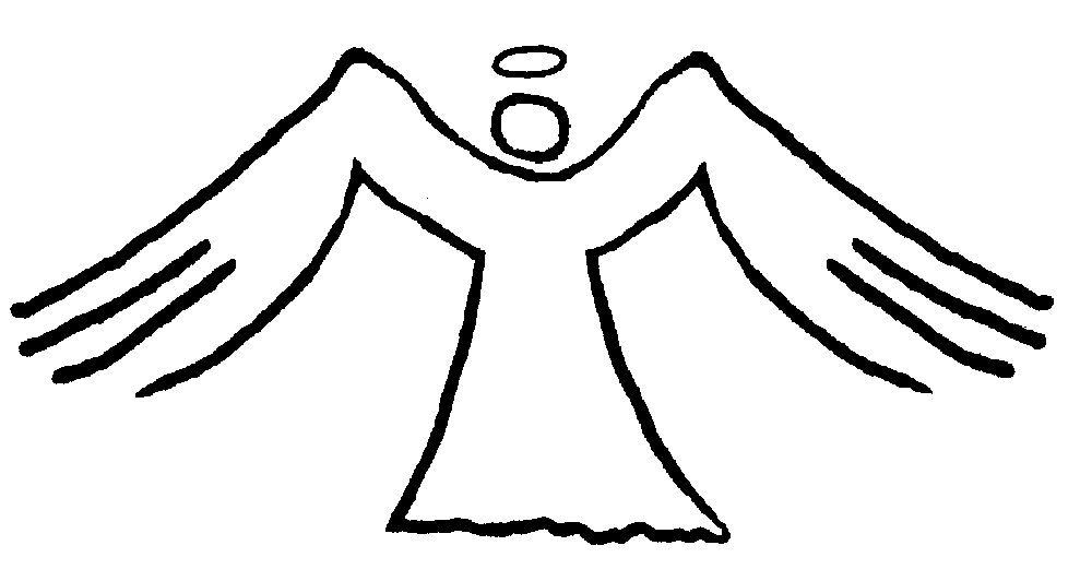 Clip Art Angel Wings