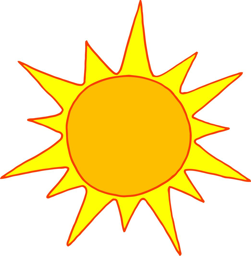 Clipart The Sun