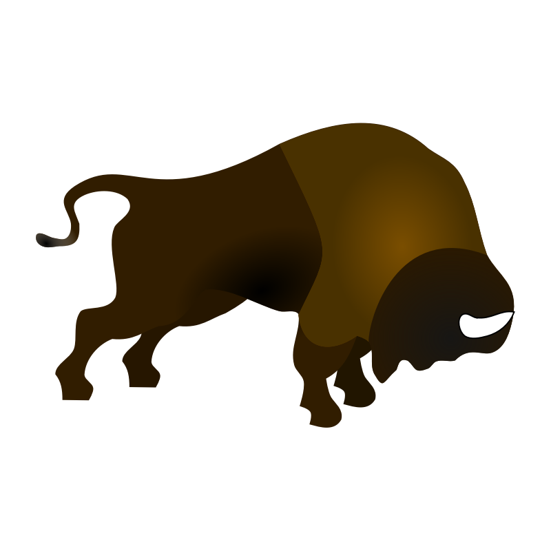 Bison Clip Art - Cliparts.co