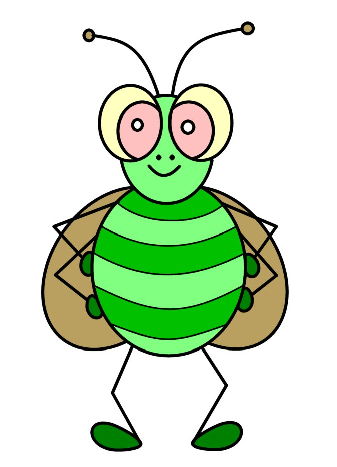 Bug Cartoon Characters - newhairstylesformen2014.com