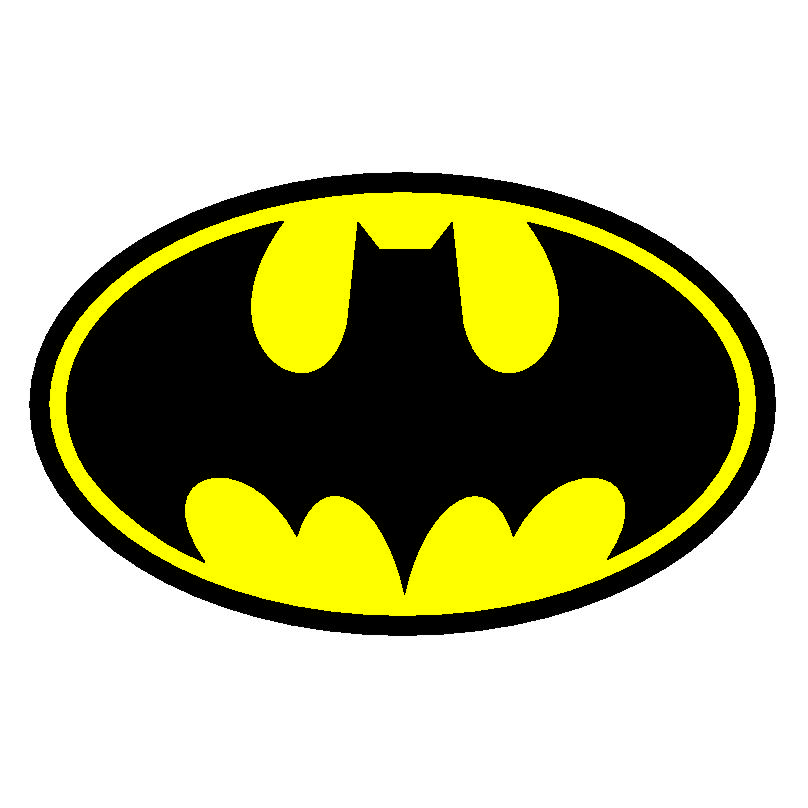 Batman Vector Logo - Cliparts.co