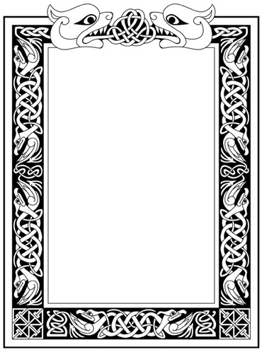 celtic frame cliparts co knot openclipart rope knot clipart