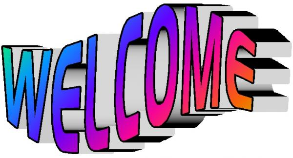Welcome Banner Clip Art | Clipart Panda - Free Clipart Images