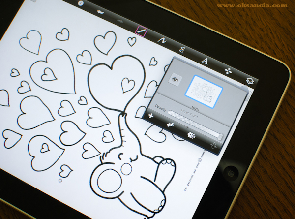 ipad coloring pages cliparts co Coloring Pages  Coloring On Ipad
