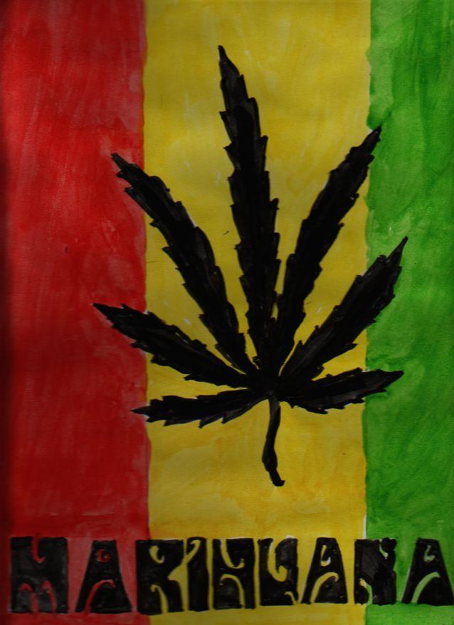 foto de Dibujo De Marihuana Cliparts co