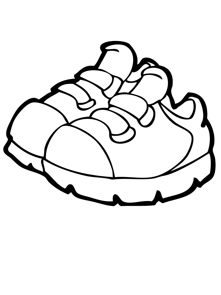 baby booties coloring pages - photo #4