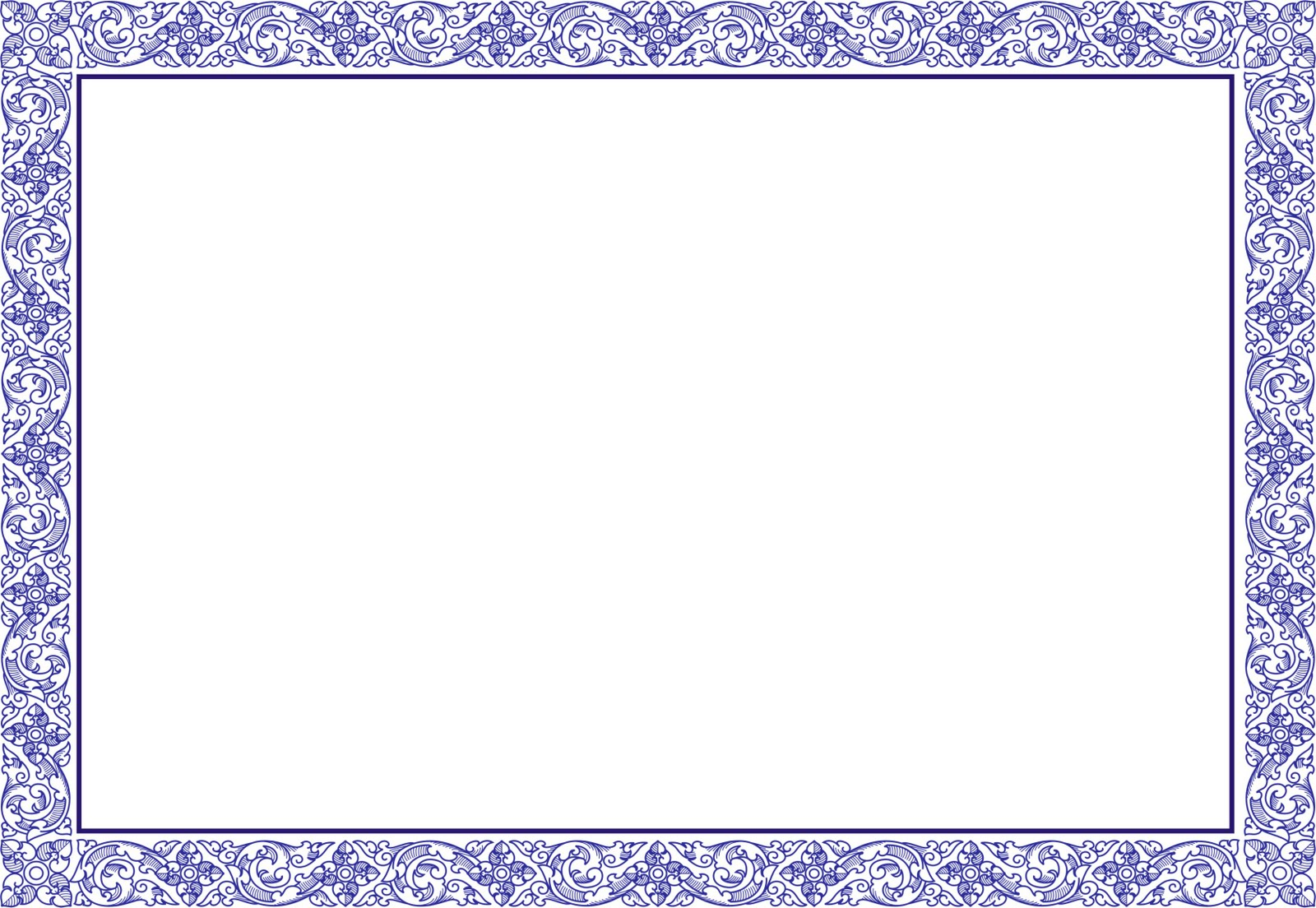 Certificate border pattern pictures to pin on pinterest for High school diploma certificate fancy design templates