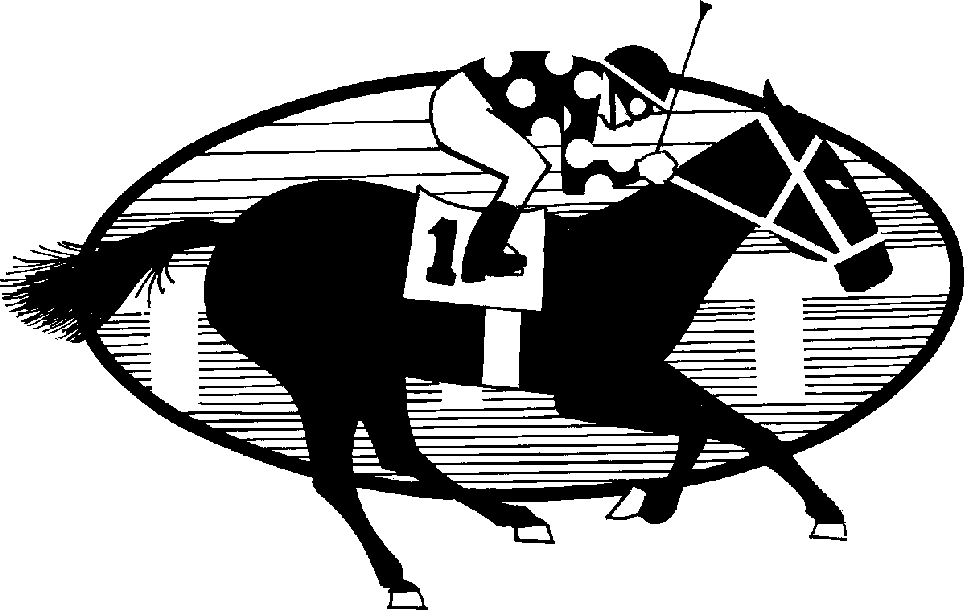 Horse Racing Clip Art Borders Images & Pictures - Becuo