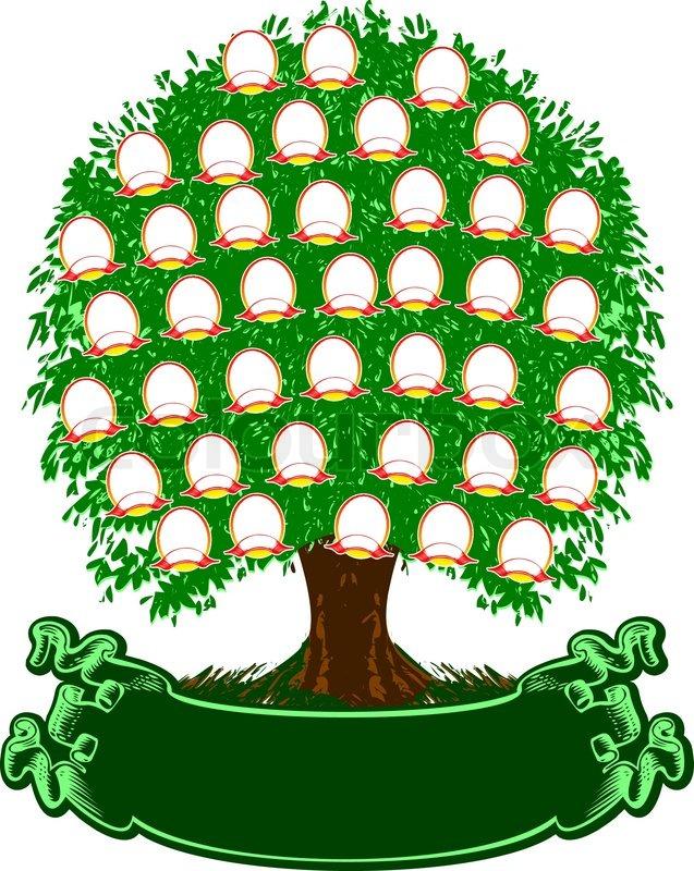 Как можно оформить фамильное (семейное) дерево своими 35