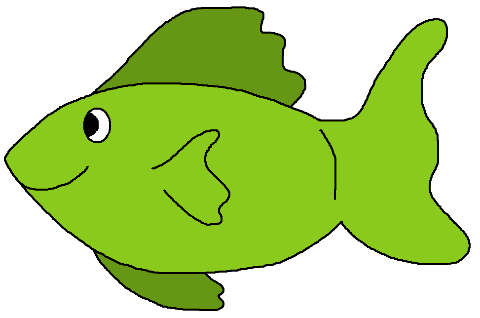 free clipart fish pond - photo #40