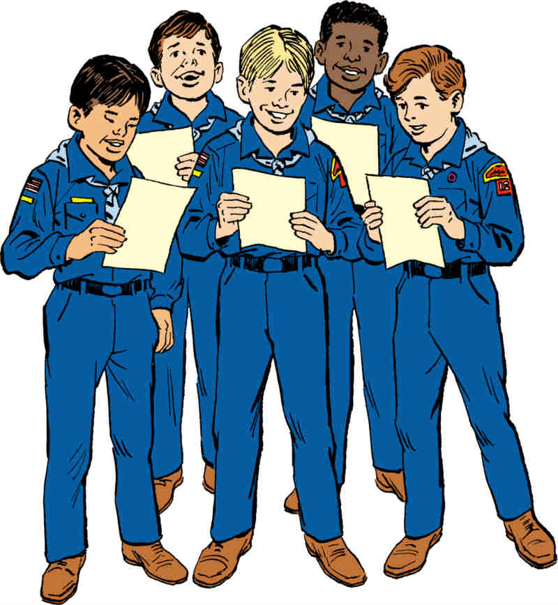 Akela's Council Cub Scout Leader Training: Cub Scout Clipart ...
