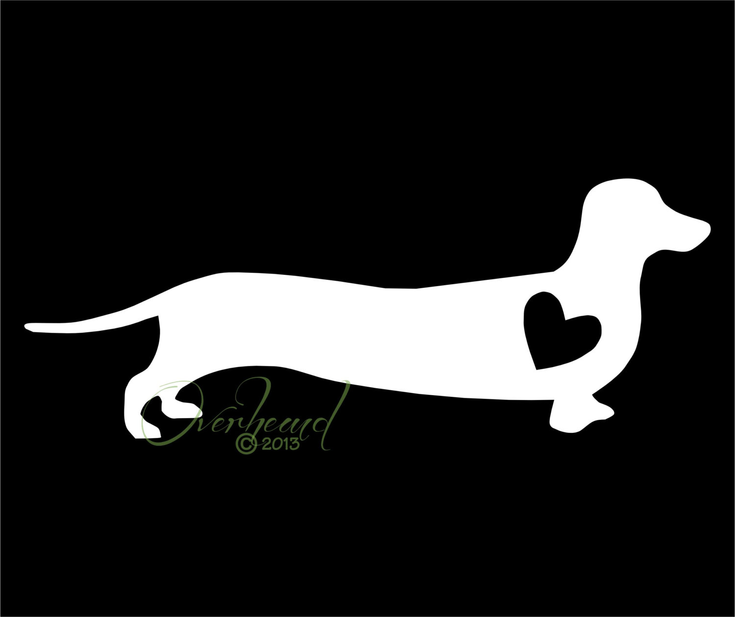 Popular items for weiner dog on Etsy