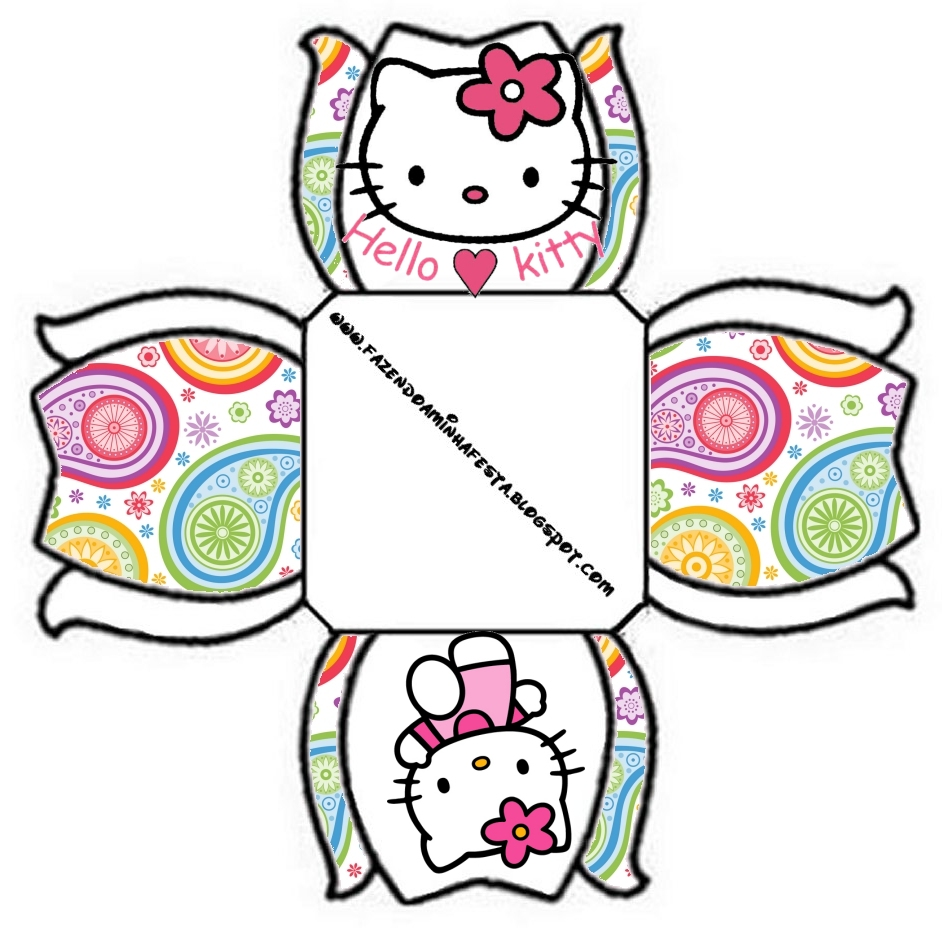 Free 50th Hello Kitty Birthday Clip Art Images | School Clipart