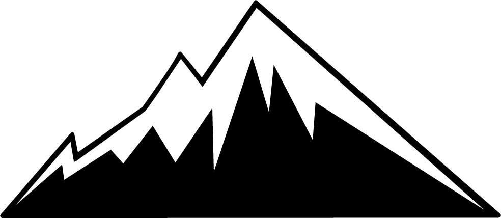 Mountain silhouette clip art clipart best Mountain silhouette