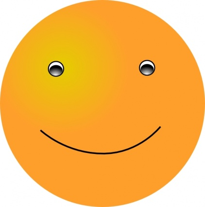 Smiling Face clip art - Download free Other vectors
