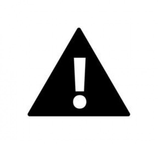 Caution Triangle Sign - ClipArt Best
