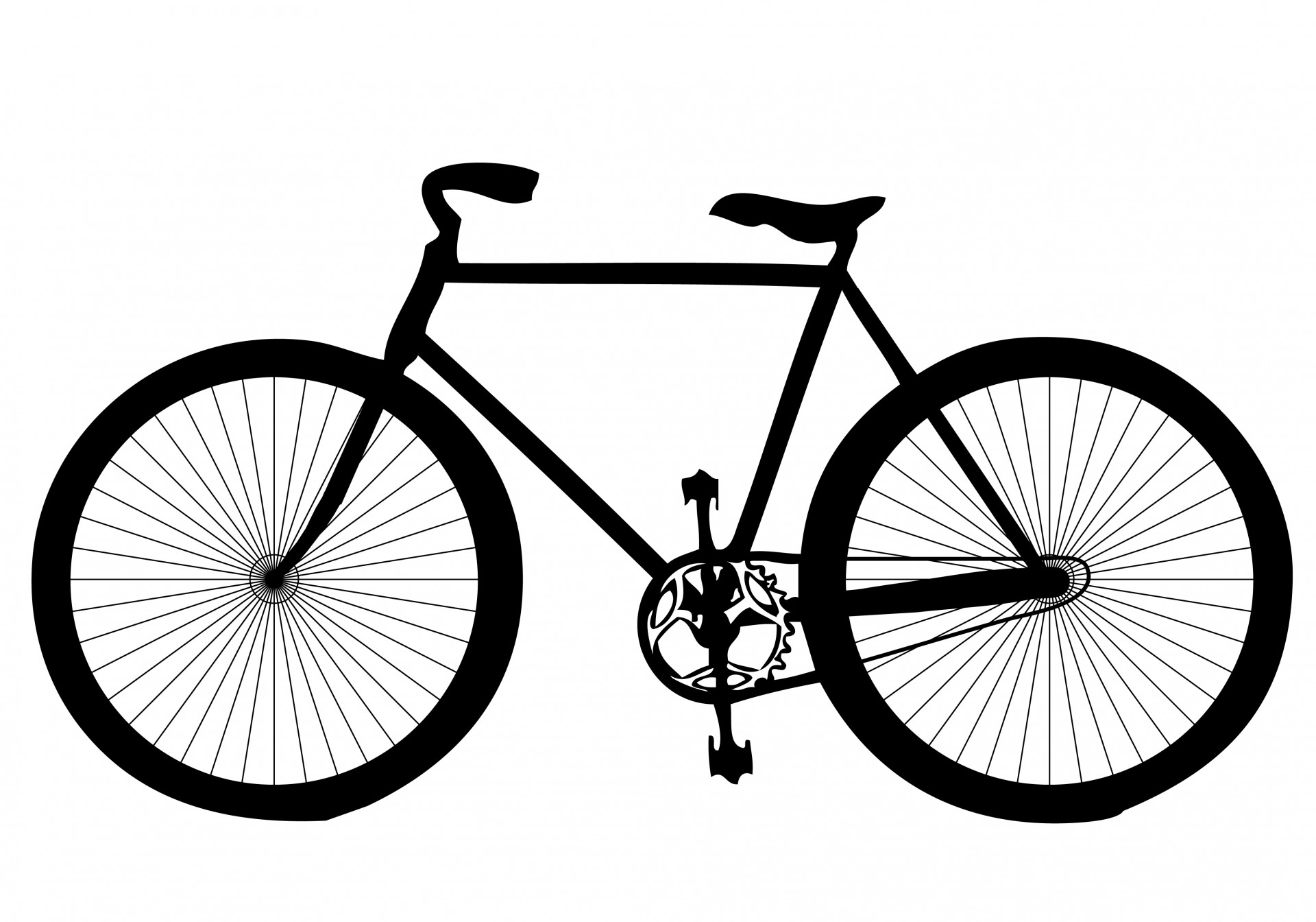 free clip art bike rider - photo #48