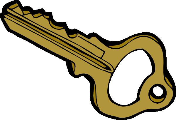 Clip Art Key Picture