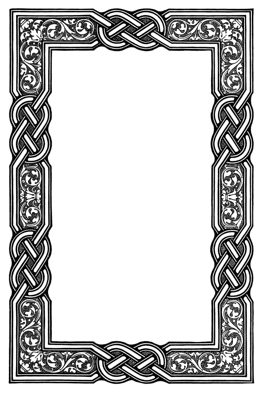 Tattoo borders designs cliparts co - Celtic Border Clipart Cliparts Co