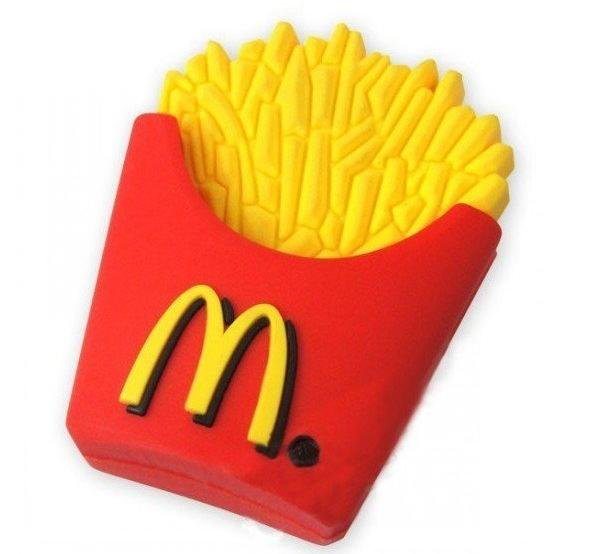 Cartoon French Fries - Cliparts.co
