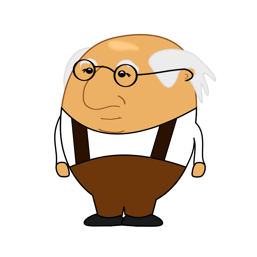 Old Person Clip Art - Cliparts.co