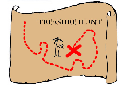 pirate treasure hunters