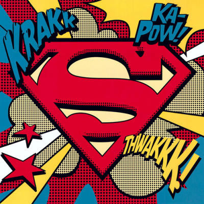 Superman Logo Pictures – Iconic Cartoon Design