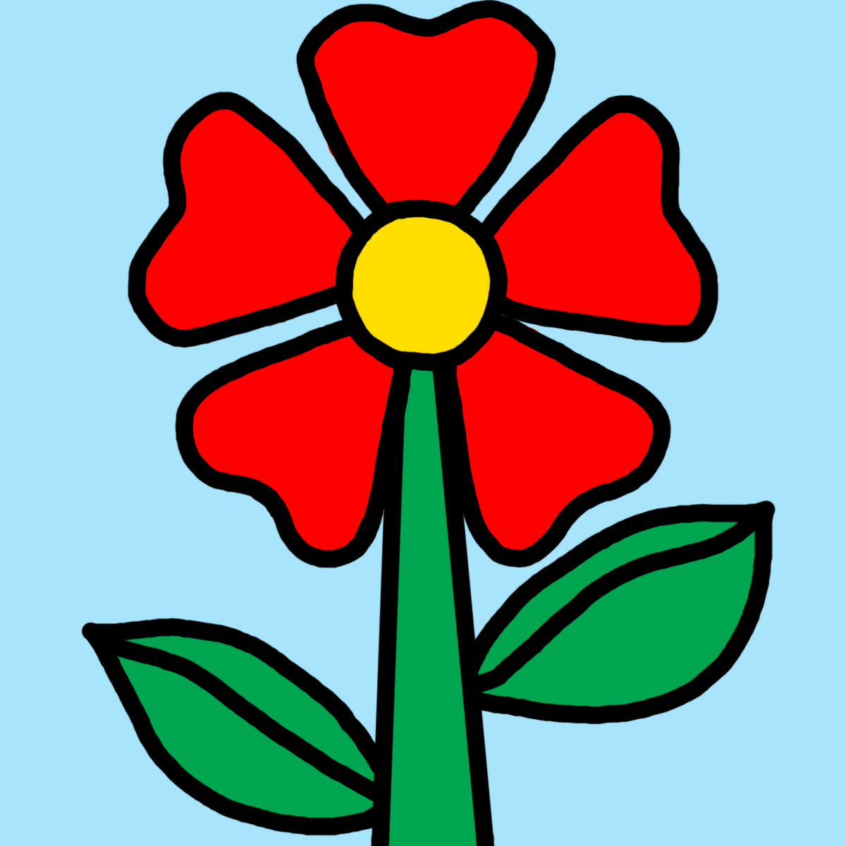 Growing Flower Clipart | Clipart Panda - Free Clipart Images